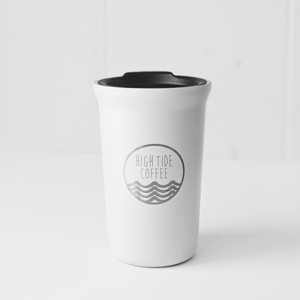 12oz wave travel tumbler