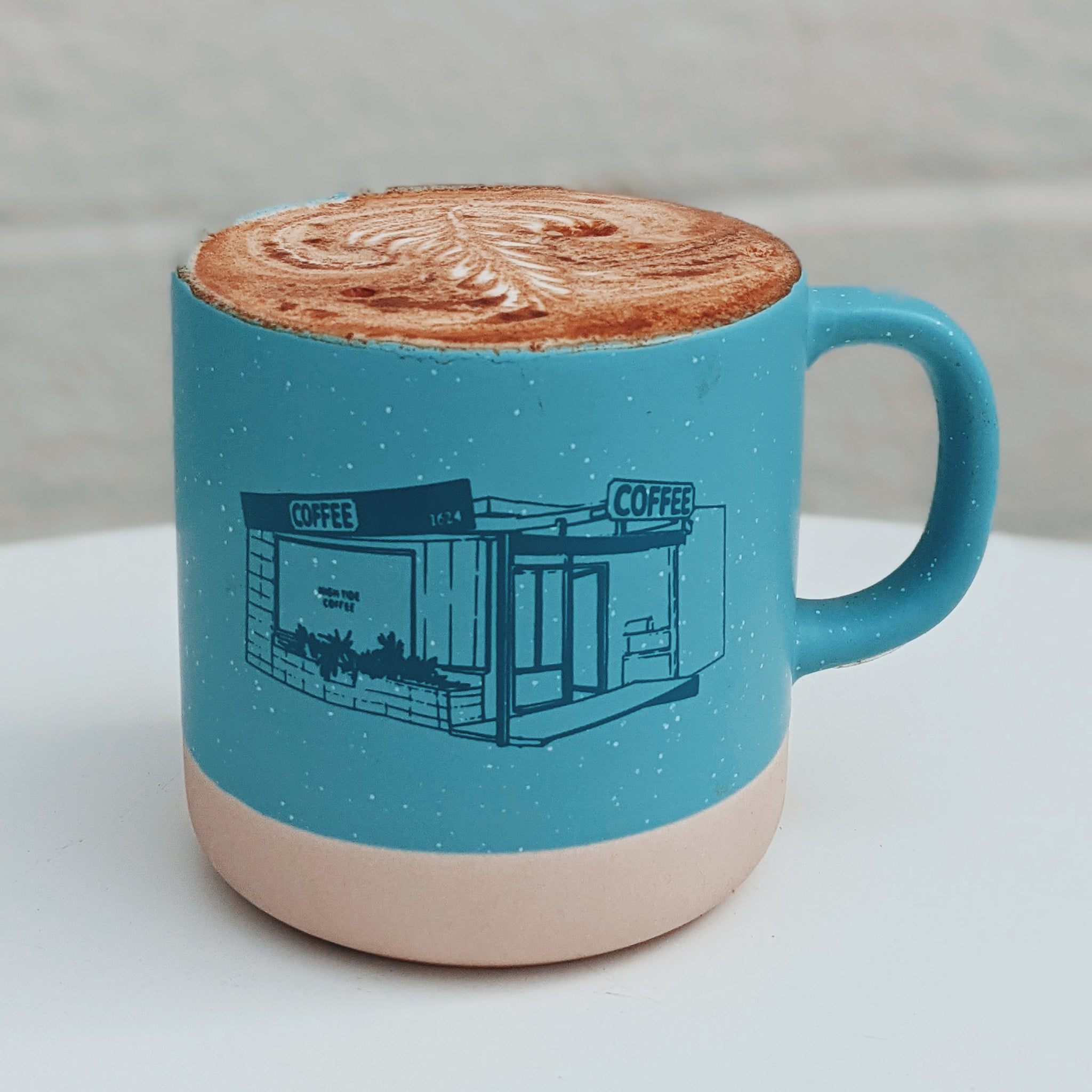 sc coffee house mug