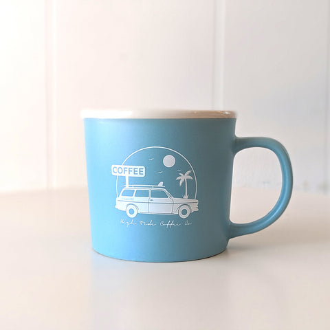 vw squareback coffee mug