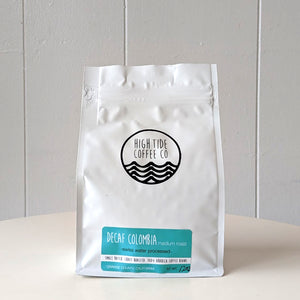 decaf colombia - dark roast