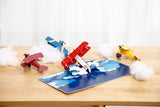 Airplane Adventure 3D pop-up card