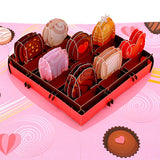 Liif Love Chocolate Pop Up Card