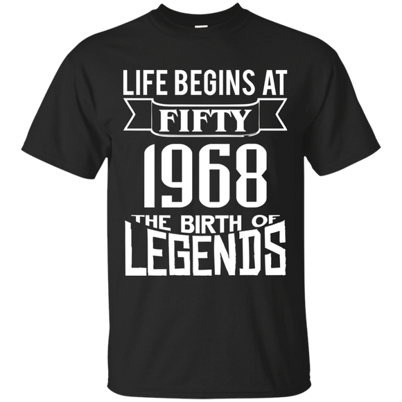 Life Begins at Fifty