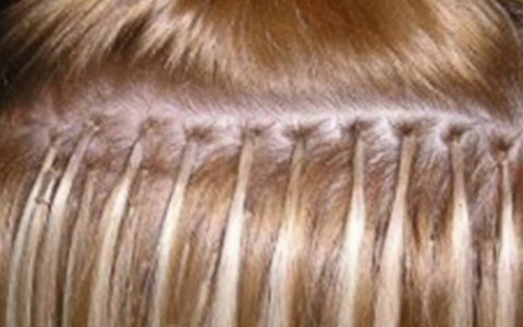 All about bonded hair extensions frontrow keratin bonded hair extensions solutioingenieria Gallery