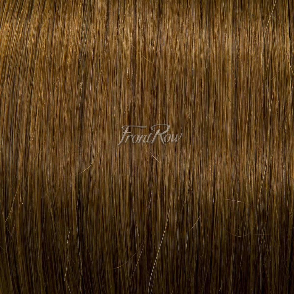 Chestnut Brown 20inch Tapered Ends Clip-ins