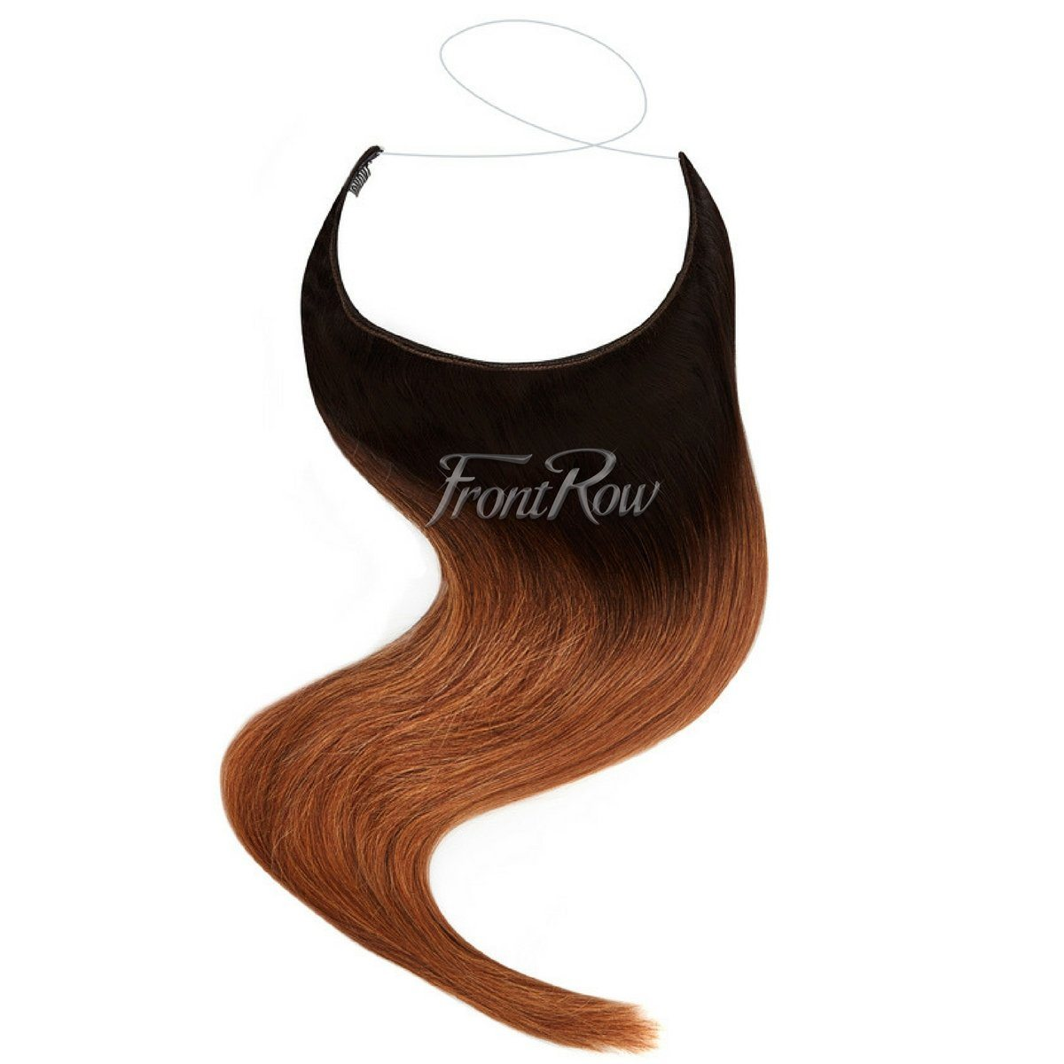 Halo hair extensions in south africa frontrow frontrowza dance with me 18inch ombre halo hair extensions baditri Image collections
