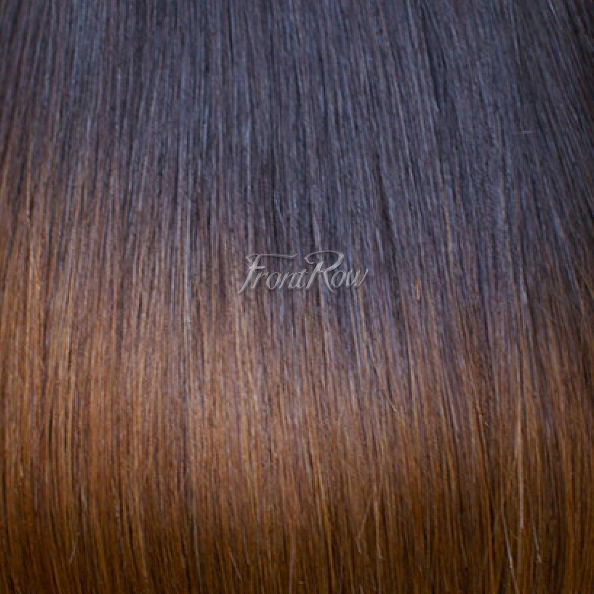 Chestnut Ombre 20inch Tapered Ends Clip-ins