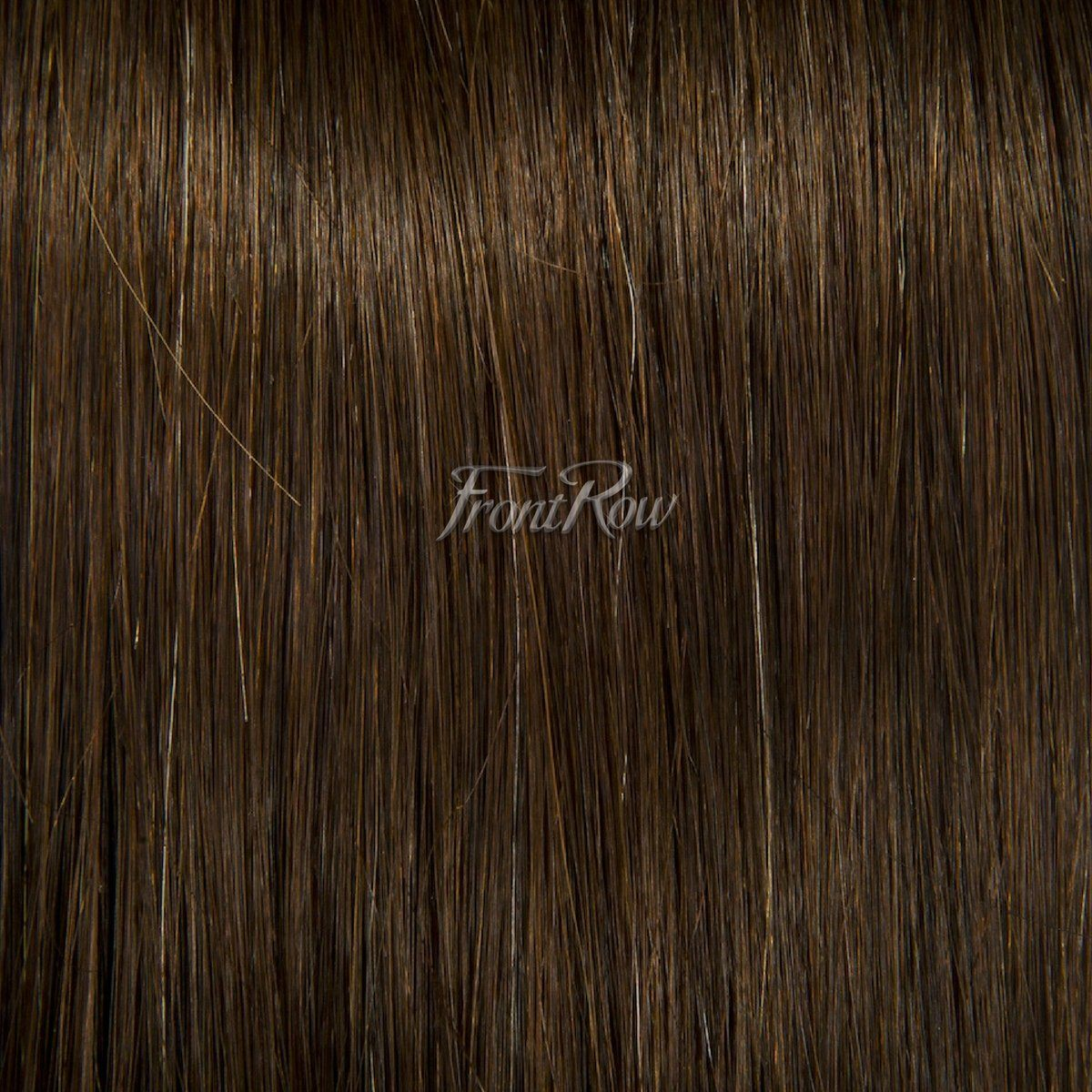 Chocolate Brown 20inch Tapered Ends Clip-ins