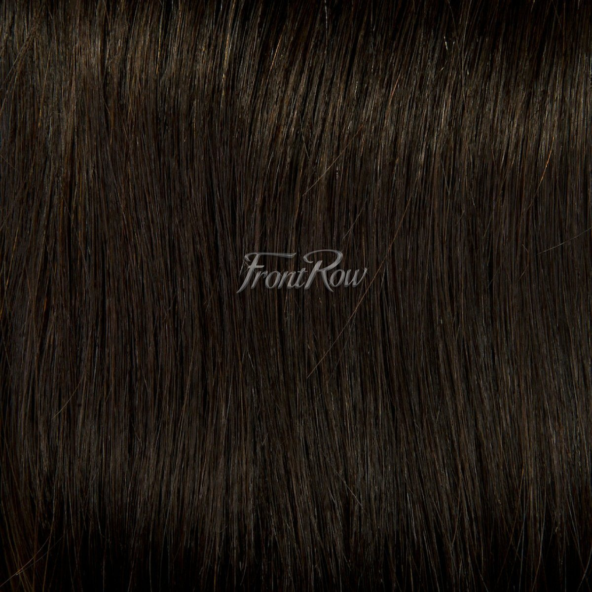 Dark Brown 20inch Tapered Ends Clip-ins