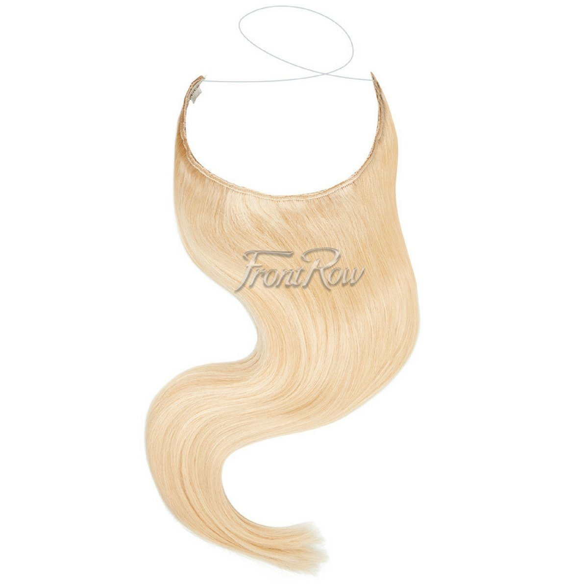 Halo hair extensions in south africa frontrow frontrowza life of the party 18inch light blonde halo hair extensions baditri Image collections