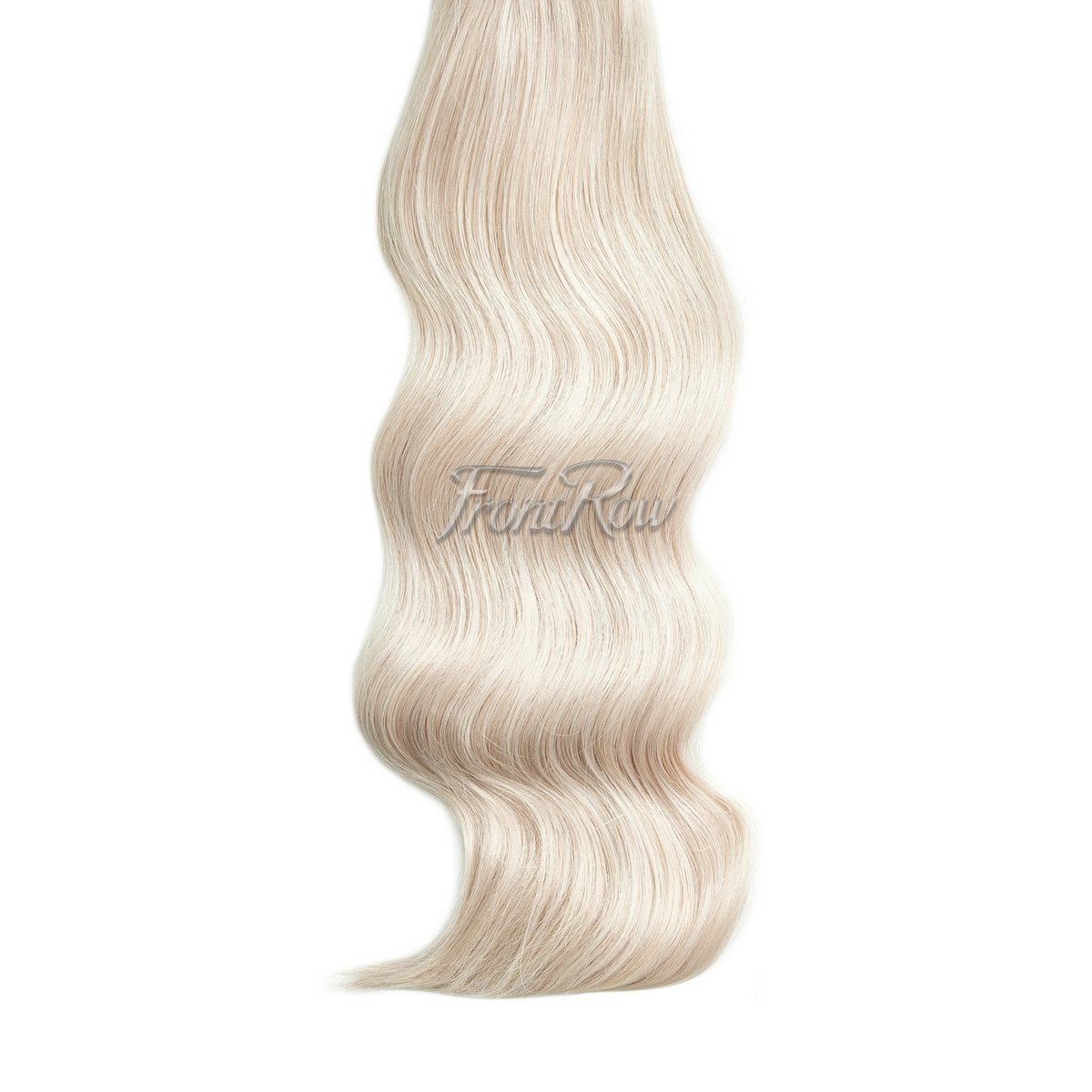 Ice-Ice Lady 20inch Platinum Blonde Clip-in Hair Extensions