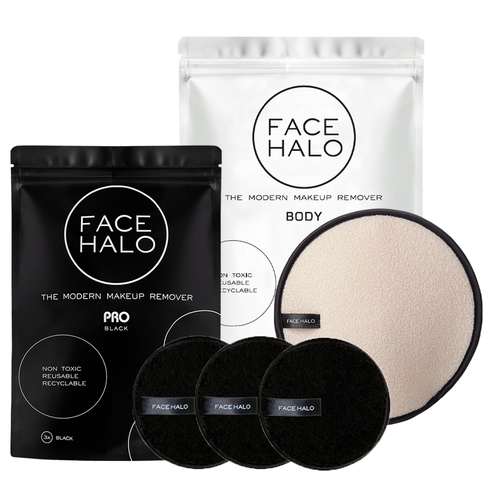 Head to Toe Exfoliating Bundle