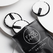 Face Halo Original - Reusable Makeup Remover - Pack of 3