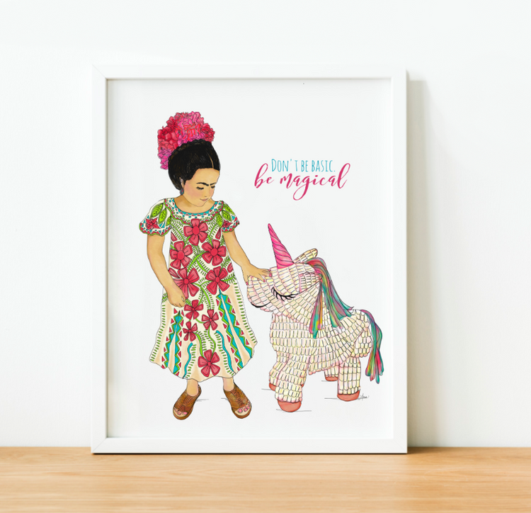 """Be Magical"" Art Print"
