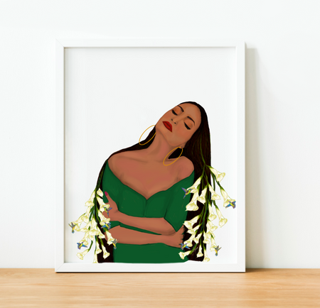 """Self Love"" Art Print"
