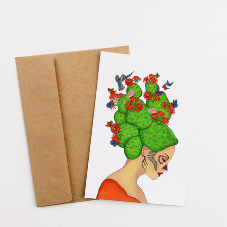 """Sweet Reminders"" Greeting Card 
