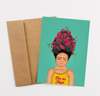 """Floral Love"" Greeting Card Gift Set"