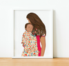 """Precious Moments"" Art Print 