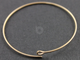 Gold Filled 39 mm Infinity Hoop,  (GF/335/112)
