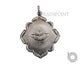 Pave Diamond Kiss Pendant -- DP-1153 - Beadspoint