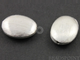 Sterling Silver Oval Spacer Bead, (BR/6232/11x15) - Beadspoint