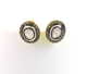 Pave Diamond Rose Cut Earrings,  (Earr-071) - Beadspoint