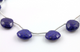 Lapis Faceted Heart Drop,  (LPSB/HRT/10-11) - Beadspoint