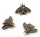 Pave Diamond House Fly Charm, (DCH-92) - Beadspoint