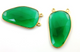 Green Onyx Faceted Fancy Bezel, (GNXFNCY-A) - Beadspoint
