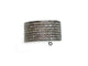 Pave Diamond 7 rows band, (RNG-008) - Beadspoint