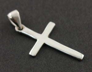 Sterling Silver Fancy Cross Charm  -- SS/CH1/CR42