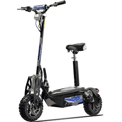 UberScoot 1600w 48v Electric Scooter by Evo Powerboards - Royalty Wheels