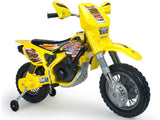 Injusa Drift ZX Dirt Bike 12v - Royalty Wheels