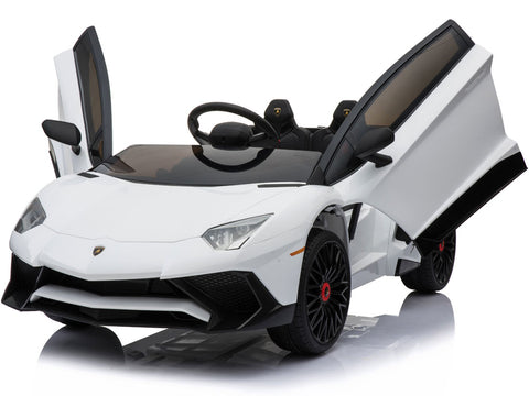 Mini Moto 12v Lamborghini (2.4ghz RC) - Royalty Wheels