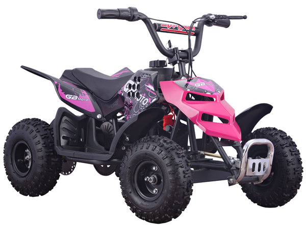 MotoTec 24v 250w ATV Mini Monster v1 - Royalty Wheels