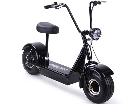 MotoTec FatBoy 48v 500w Electric Scooter - Royalty Wheels