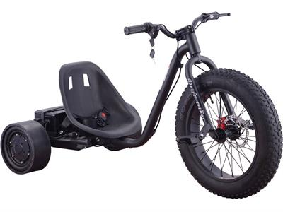 MotoTec Drifter 36v 900w Electric Trike - Royalty Wheels