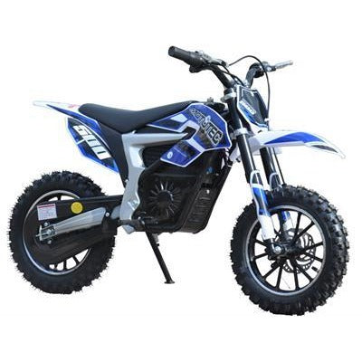 MotoTec 36v Electric Dirt Bike 500w Lithium - Royalty Wheels