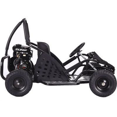 MotoTec Off Road Go Kart 79cc - Royalty Wheels