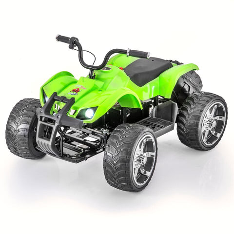 SUPERtrax ATV MX750 24 Volt Kid's Ride On Vehicle - Royalty Wheels