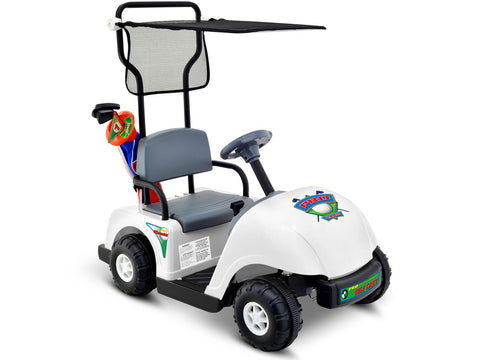 NPL Junior Golf Cart 6v - Royalty Wheels
