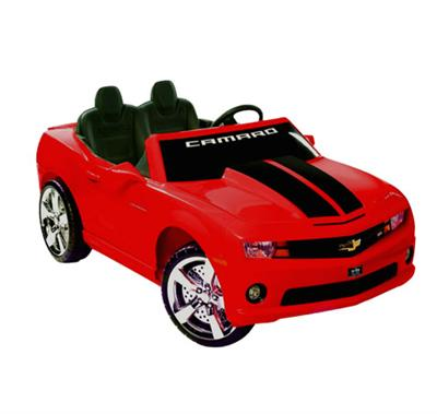 NPL Chevrolet Racing Camaro 12v Car - Royalty Wheels