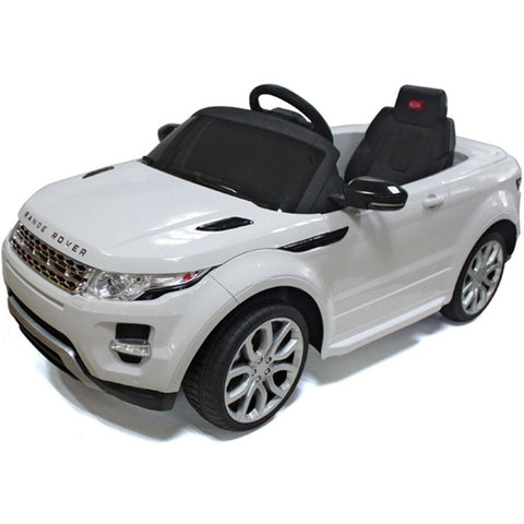 Rastar Land Rover Evoque 12v (Remote Controlled) - Royalty Wheels