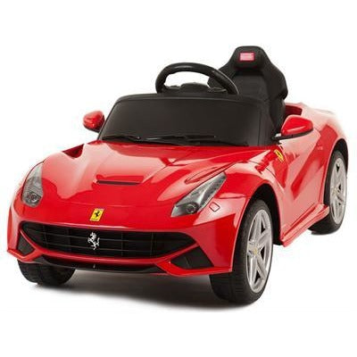 Rastar Ferrari F12 12v Red (Remote Controlled) - Royalty Wheels