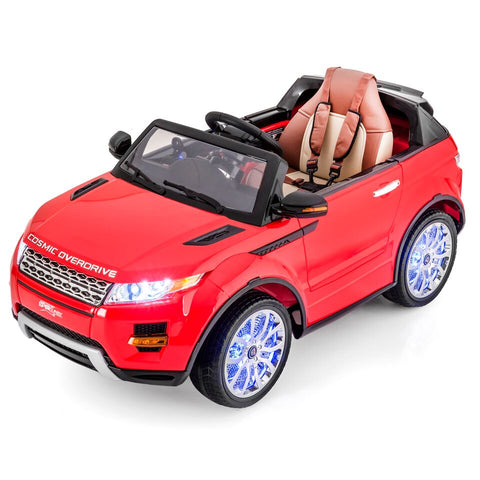 SPORTrax Cosmic 12 Volt Kid's Ride On Car - Royalty Wheels
