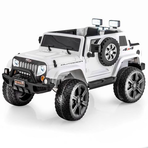 SPORTrax Thar 4WD Ride On Vehicle - Royalty Wheels