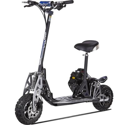 UberScoot 2x 50cc Scooter by Evo Powerboards - Royalty Wheels