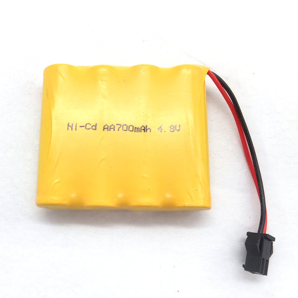 4.8V Battery Pack For Rock Crawler RC Car - Royalty Wheels