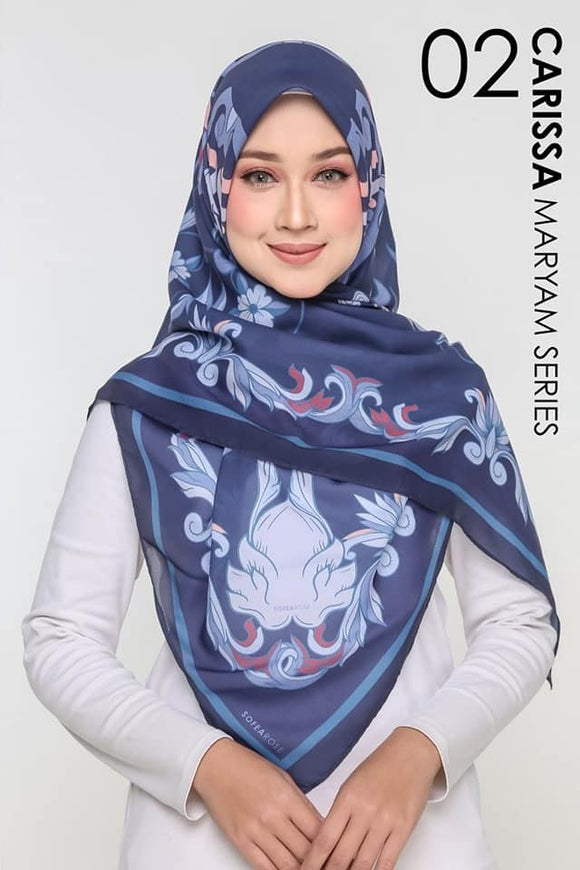 Carissa Maryam Series [PO]