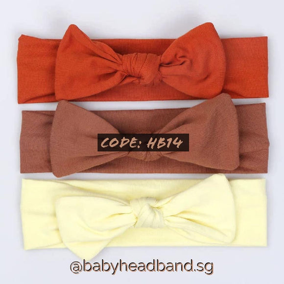 Ribbon Bow Series [INSTOCK]